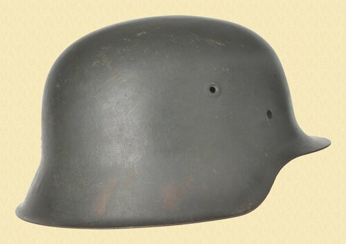 GERMANY M-42 HELMET SHELL - C39766