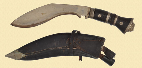 INDIAN KUKRI KNIFE - C40114
