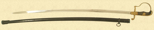 GERMAN DRESS SWORD - C13330