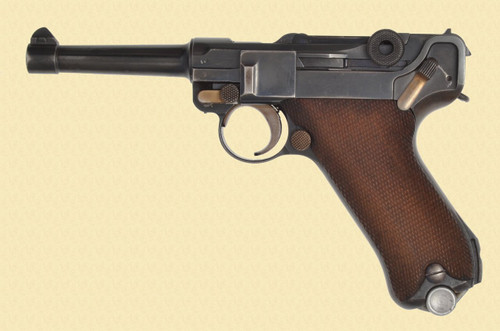 MAUSER EARLY OBERNDORF BANNER - C40054
