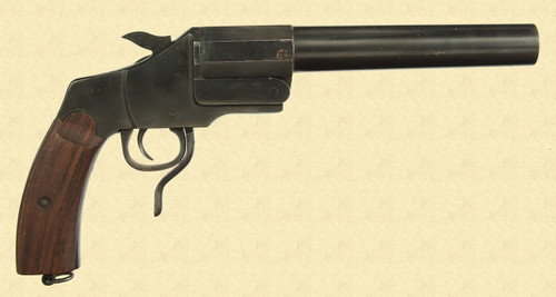FRANCOTTE FLARE GUN - C7134