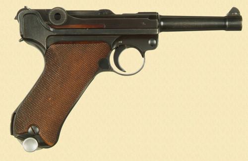 MAUSER 1941 BANNER POLICE - D12323
