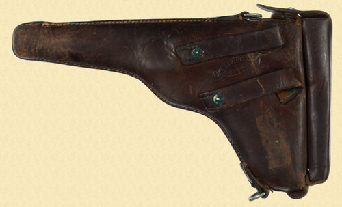SWISS MILITARY M1906 LUGER HOLSTER - M6120