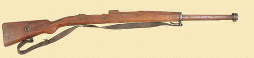 GERMAN RIFLE STOCK W/SLING - C41747