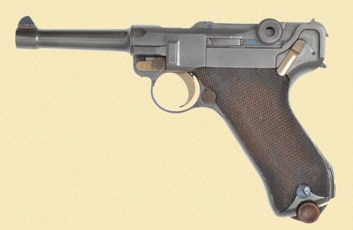 ERFURT LUGER 1915 BNP - C40490