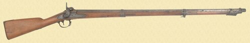 CONFEDERATE MODEL 1852 MUSKET - M6079