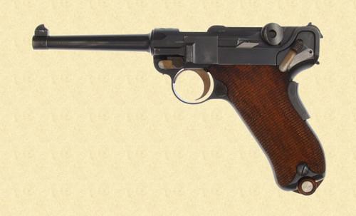 DWM 1900 SWISS MILITARY - Z30287