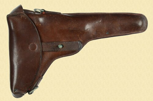 SWISS MILITARY M1900 LUGER HOLSTER - M6119