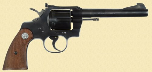 COLT OFFICERS MODEL MATCH - Z23752