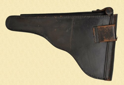 LUGER 1900 COMMERCIAL HOLSTER - C28663