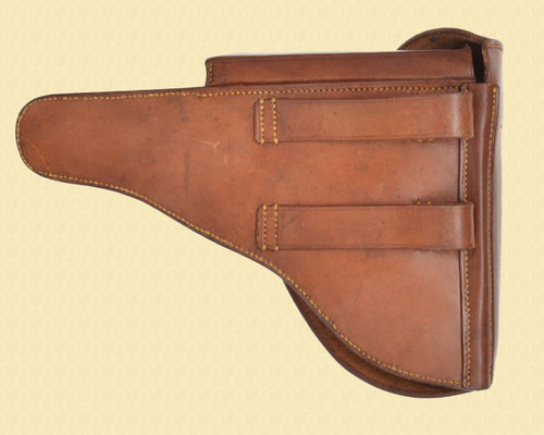 GERMAN LUGER PORTUGUESE WWII HOLSTER - C41313