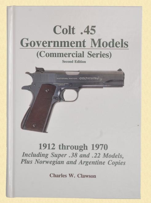 BOOK COLT 45 GOVT MODELS - M7426