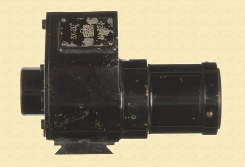 JAPANESE OPTICAL WEAPON SIGHT - M3601