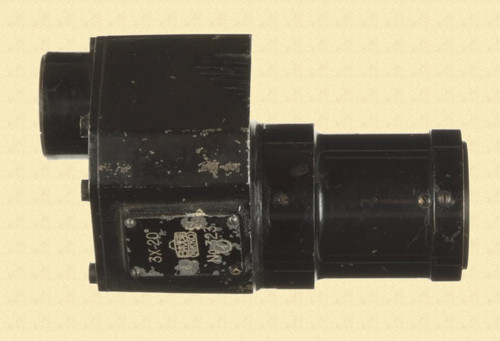 JAPANESE OPTICAL WEAPON SIGHT - M3601