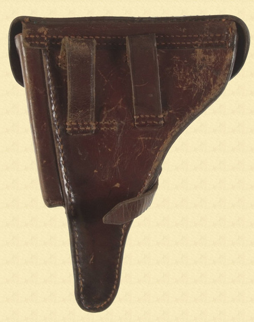 MILITARY LUGER HOLSTER 1915 - M3185