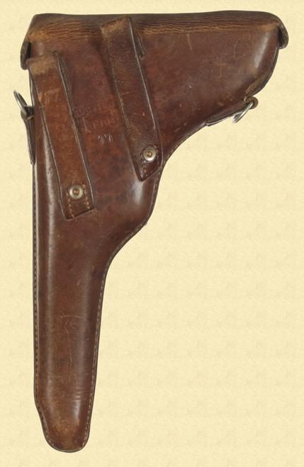 SWISS LUGER HOLSTER - M3786