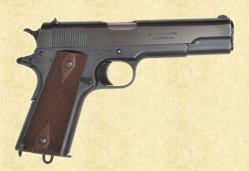 COLT 1911 COMMERCIAL - D15572