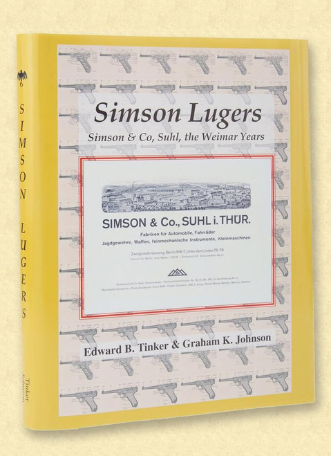 SIMSON LUGERS STANDARD EDITION