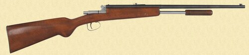 EXCELLENT-GEVARET MOD C II AIR RIFLE - Z18977