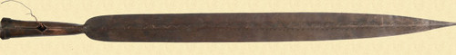 AFRICAN SPEAR TIP - C25159