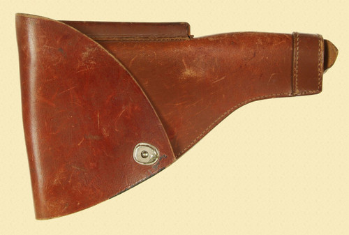 SWEDISH LUGER HOLSTER - C15706