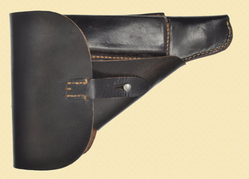 GERMAN WW2 P.38 SOFT SHELL POLICE HOLSTER - M7089