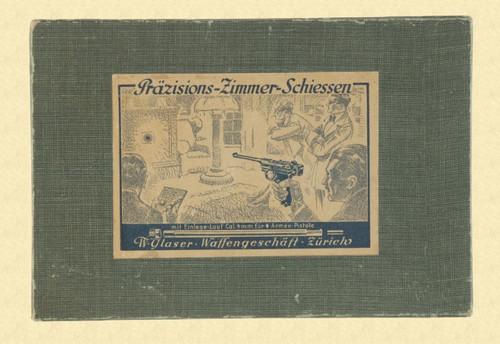 SWISS LUGER CONVERSION KIT - M3029