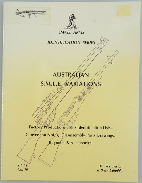 AUSTRALIAN S.M.L.E. VARIATIONS