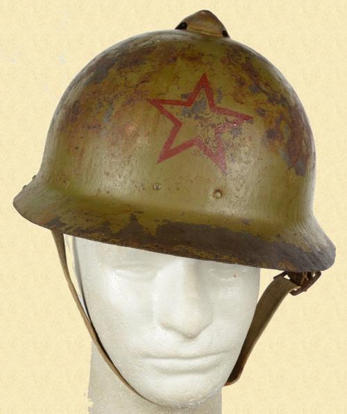 IMPERIAL RUSSIAN M1916 HELMET - C26909