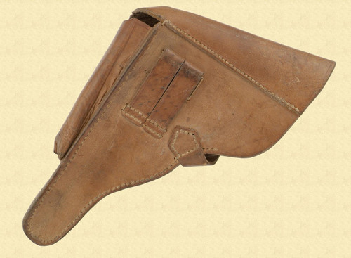 BULGARIAN LUGER HOLSTER 3