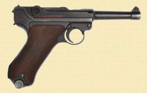 MAUSER 1940 BANNER POLICE EAGLE/L - D10552