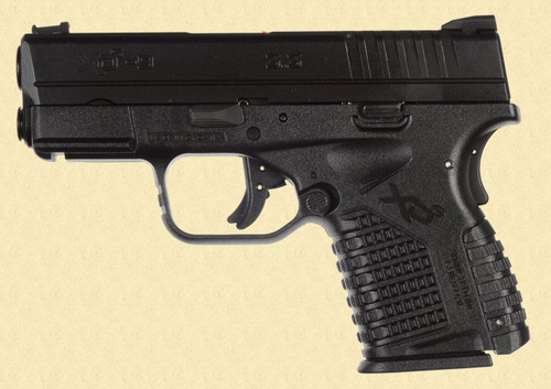 SPRINGFIELD ARMORY XDS-9 - D13321