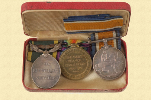 CANADIAN MEDALS - M1124