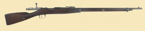 REMINGTON 1891 MOSIN NAGANT SINGLE SHOT - C24972