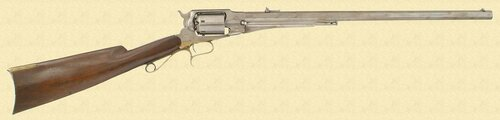 REMINGTON REVOLVING RIFLE - C7993