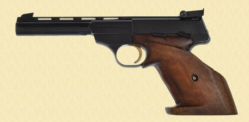 FN BROWNING MEDALIST - Z33066