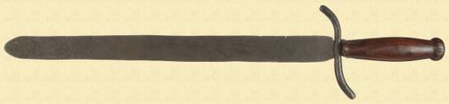 MEXICAN SWORD - C13008