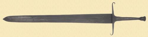 MIDIEVAL SWORD - C19430