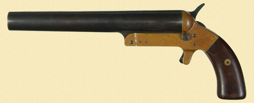 REMINGTON MARK III SIGNAL PISTOL - D11677