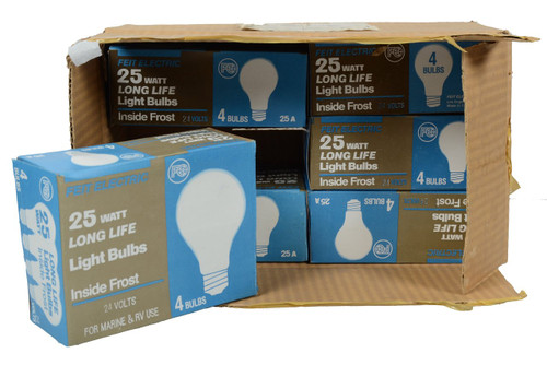 FIET LOW VOLTAGE ELECTRIC LIGHT BULBS
