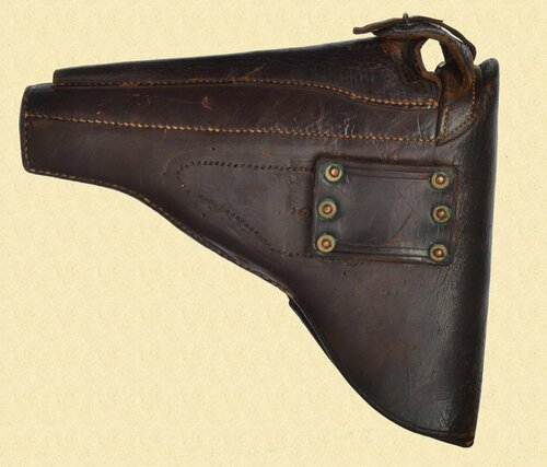 DUTCH LUGER HOLSTER - M6613