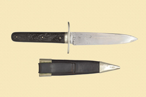 JOSEPH RODGERS & SONS FIXED BLADE KNIFE - C42107