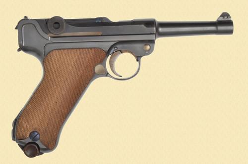 DWM LUGER 1923 COMMERCIAL - C40379