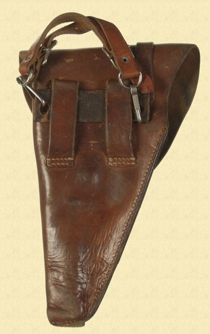 SWEDISH LAHTI HOLSTER - C14634