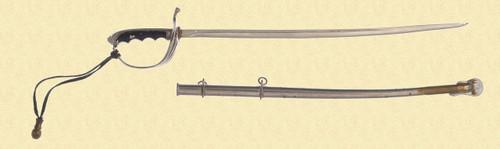 MINIATURE U.S. M1902 SWORD - M6887