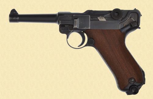 MAUSER 1942 BANNER POLICE - C29130