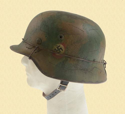 GERMAN WW2 HELMET - C37089