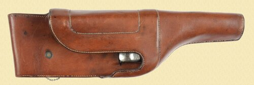 AUDLEY LUGER PISTOL SAFETY HOLSTER - M6333
