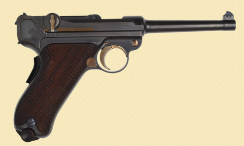 DWM LUGER 1900 COMMERCIAL - C40427