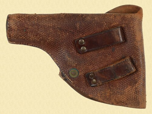 SWEDISH M1907 PISTOL HOLSTER - M5812